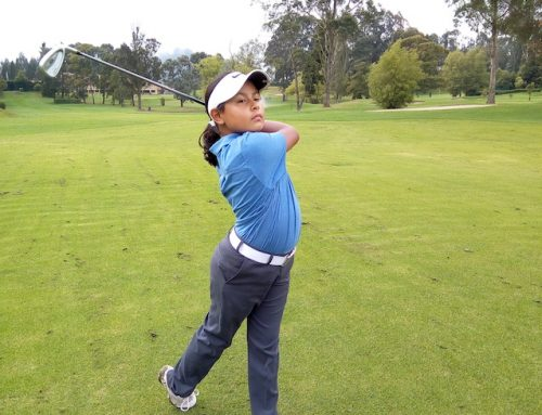 Saritarepresentará a Bogotá en el Nacional de Golf