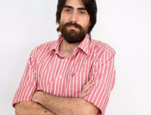 Victor Alarcón Bermejo, ganador de la Beca Monserrat Roig 2021